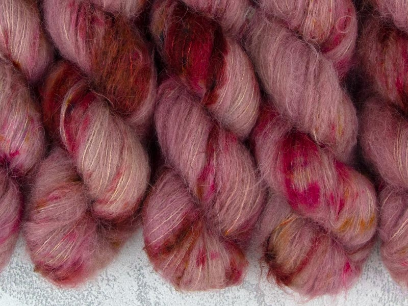 KIRBY - 50g Suri Silk Lace