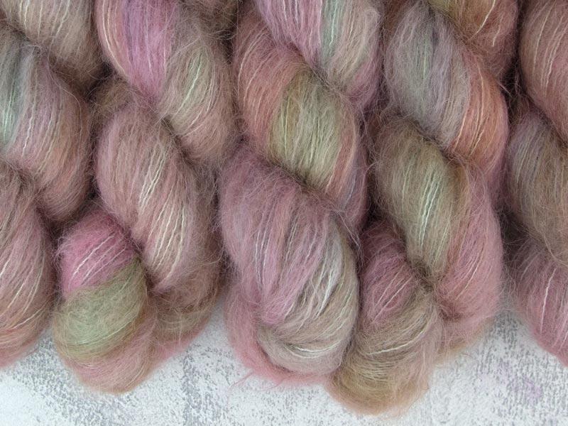 LAST OF US - 50g Suri Silk Lace