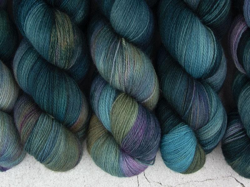 LOTHLORIEN - 100g BFL Lace