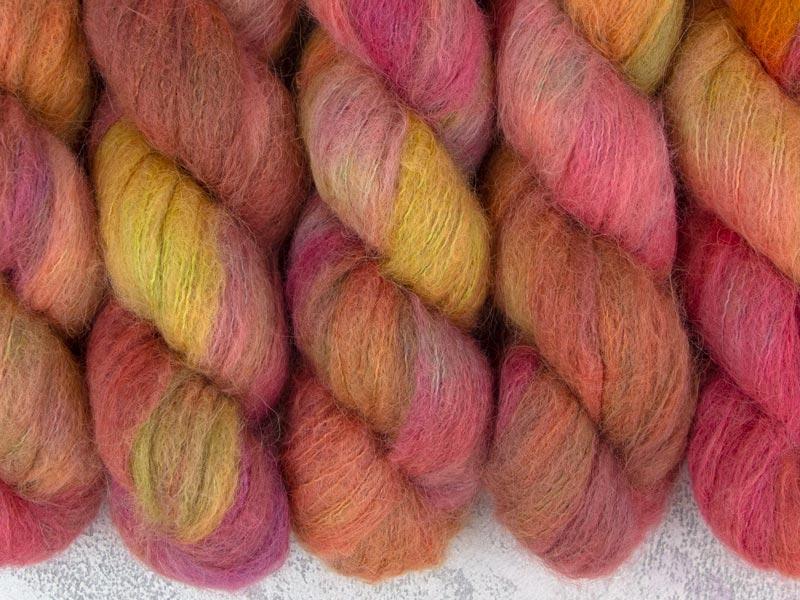 BUFFY - 50g Suri Silk Lace
