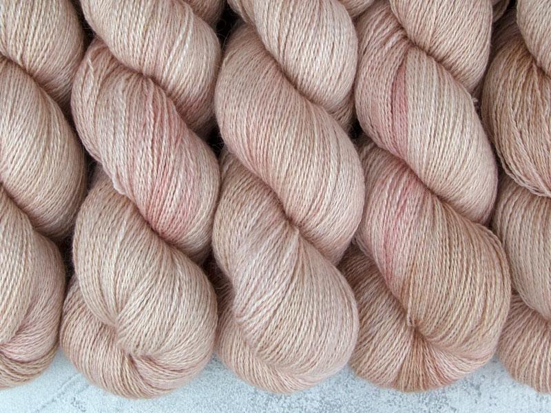 FUCHUR - 100g Alpaca Silk Cashmere Lace