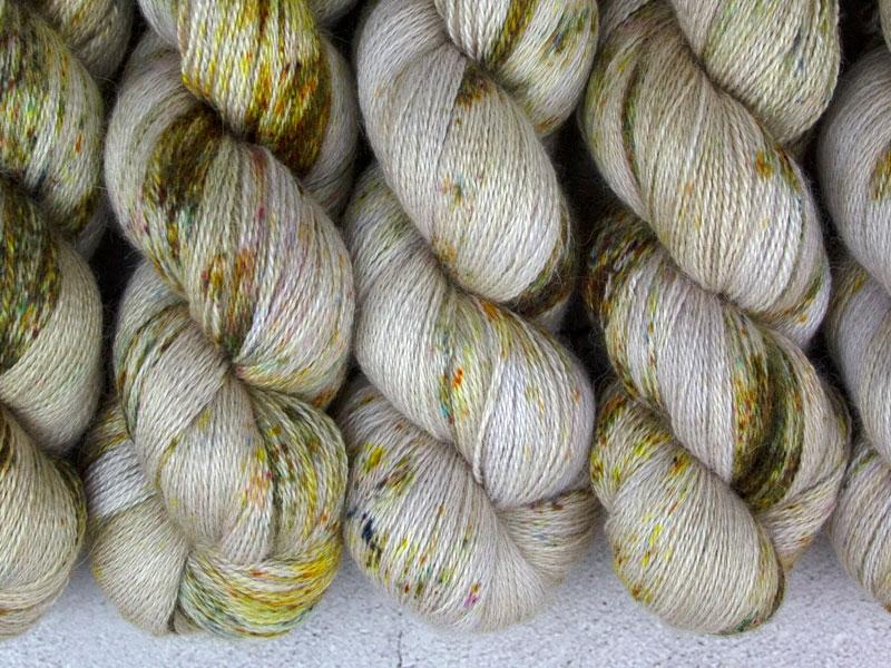 DIE HARD - 100g Alpaca Silk Cashmere Lace
