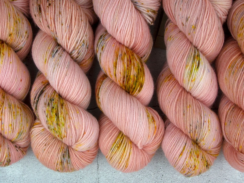 100g merino sock yarn