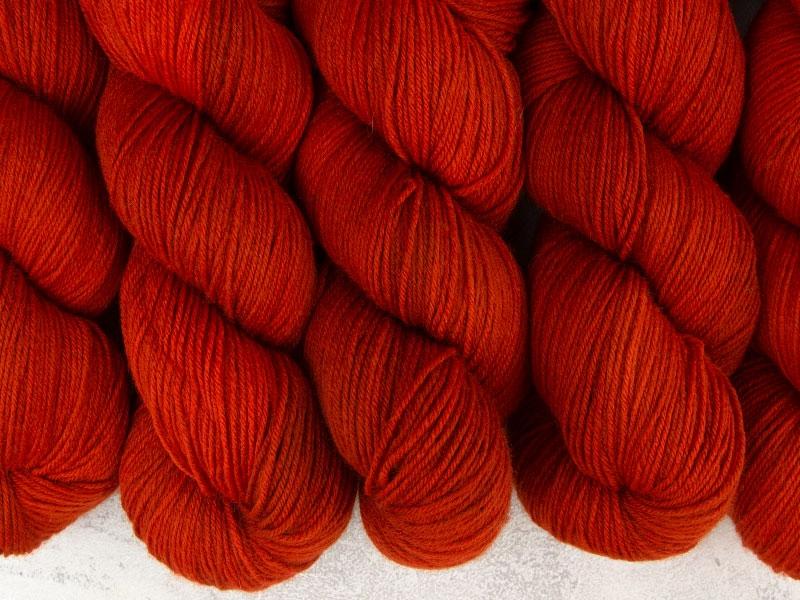MARS - 100g Sockenwolle Merino