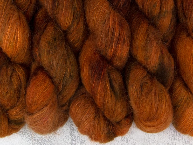 TRUTH OR CONSEQUENCES - 50g Suri Silk Lace