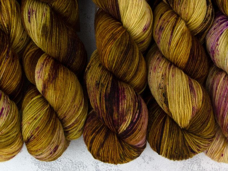SONGBIRD - 100g merino sock yarn