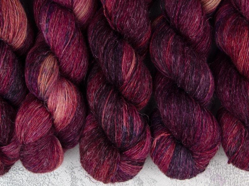 LORD OF WAR - 100g alpaca silk linen