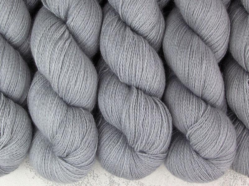 SEVEN OF NINE - 100g Alpaca Silk Cashmere Lace