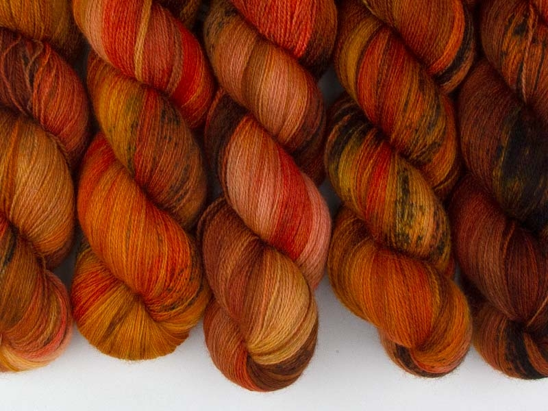 TRUTH OR CONSEQUENCES - 100g BFL Lace
