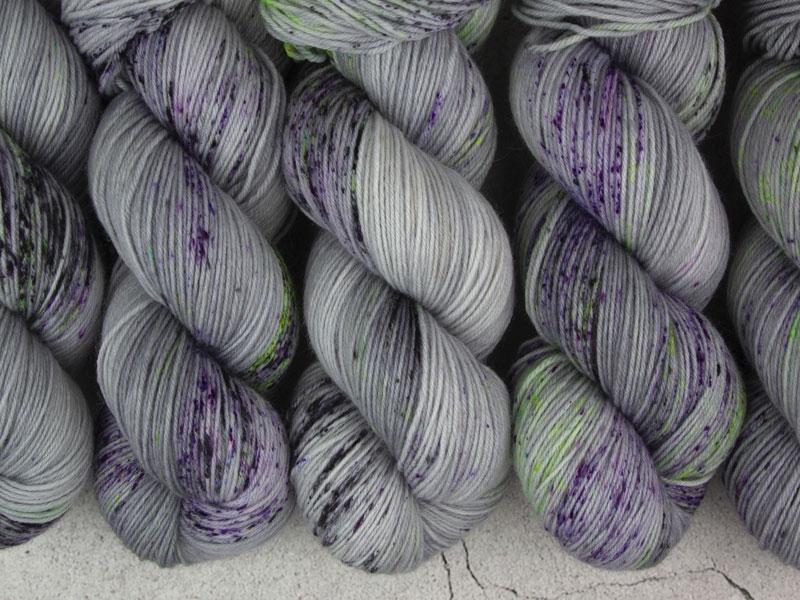 BOREALIS - 100g Sockenwolle Merino