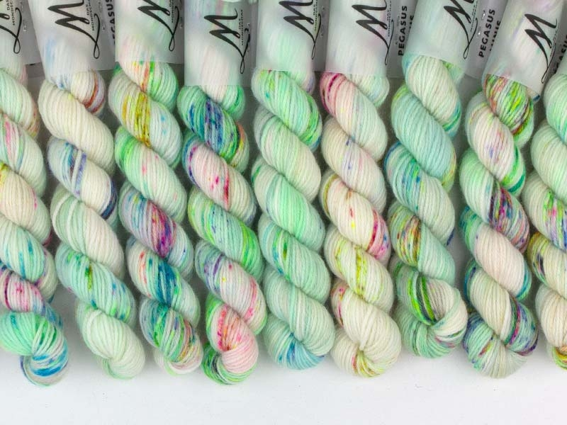 EINHORNPUPS - 20g Mini Sockenwolle