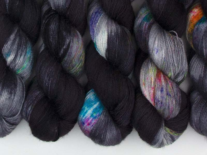 RAPTURE - 100g Alpaca Silk Cashmere Lace