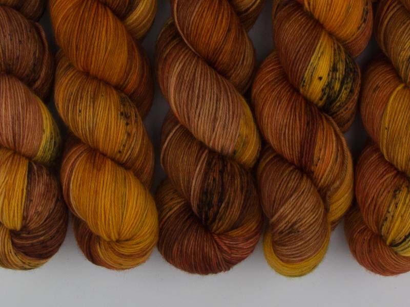 TRUTH OR CONSEQUENCES - 100g Sockenwolle Merino