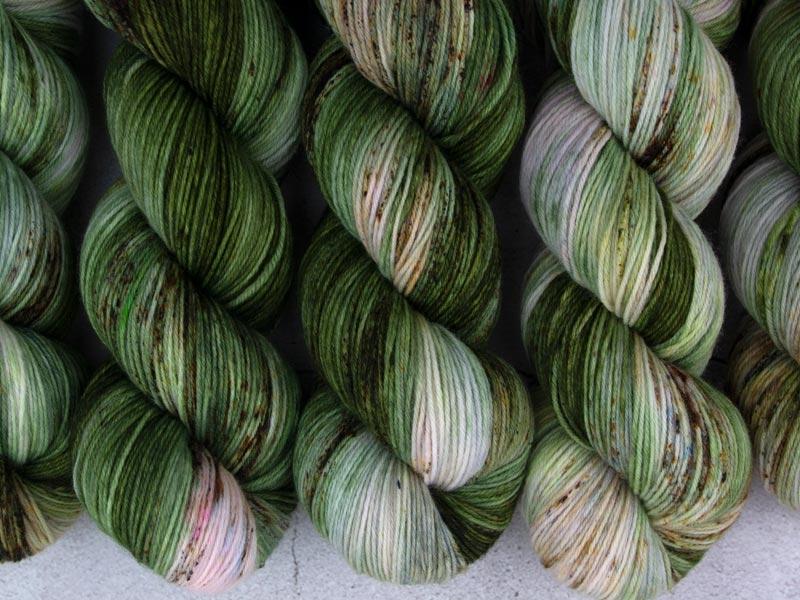 YGGDRASIL - 100g merino sock yarn