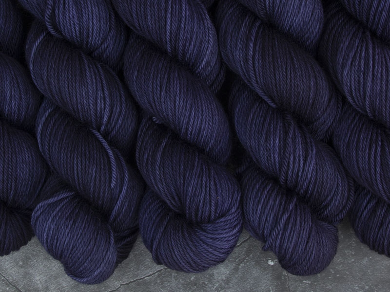 MONK - 115g Squishy Merino