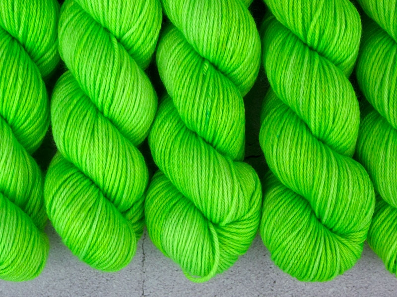 KRYPTONITE - 115g Squishy Merino