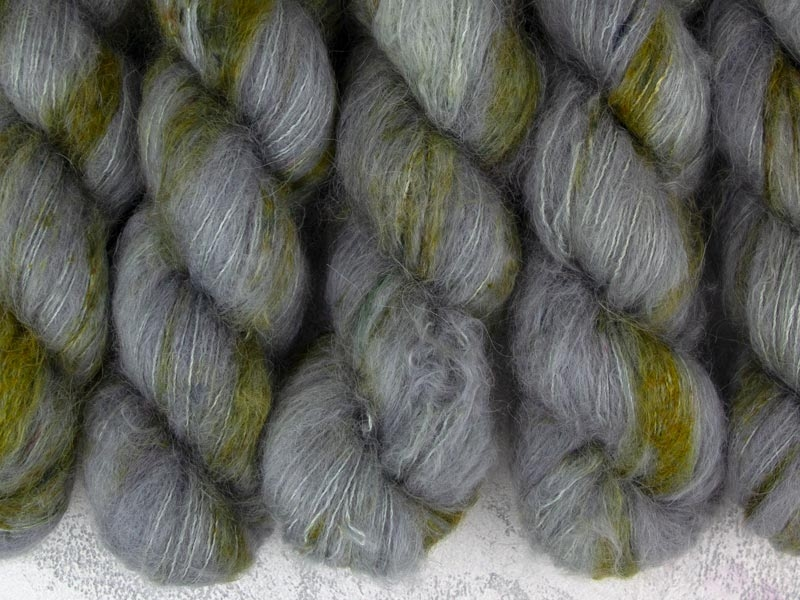 UNDERWOOD - 50g Suri Silk Lace