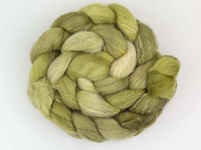 125g roving merino soybean