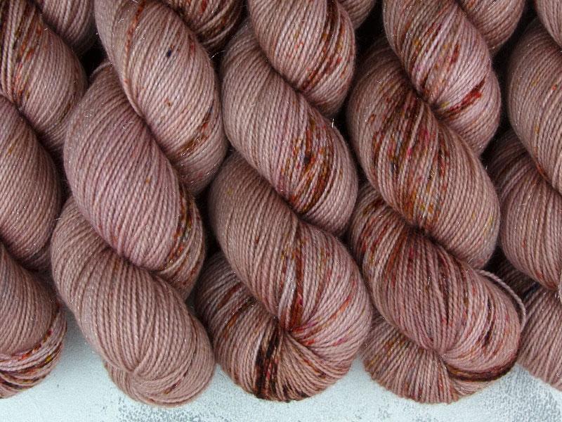 KIRBY - 100g sparkling sock yarn