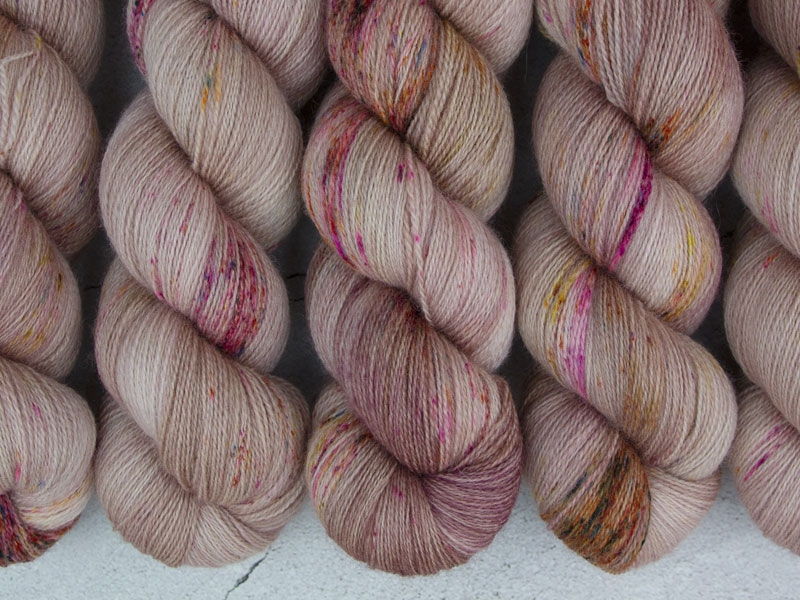 KIRBY - 100g BFL Lace