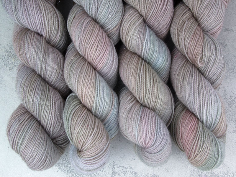 LAST OF US - 100g sparkling sock yarn