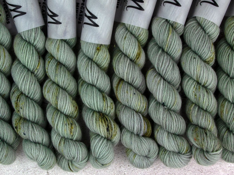 UNDERWOOD - 20g mini sock yarn