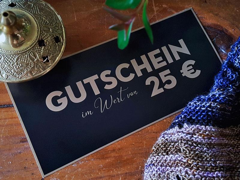 Gift Coupon € 25