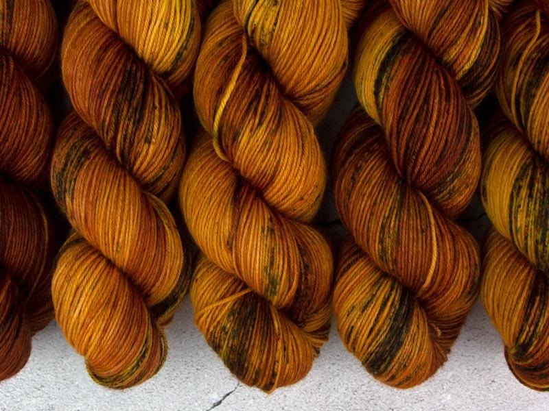 TRUTH OR CONSEQUENCES - 100g merino sock yarn