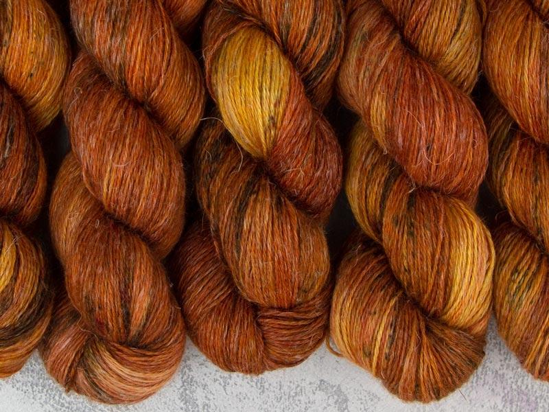 TRUTH OR CONSEQUENCES - 100g alpaca silk linen