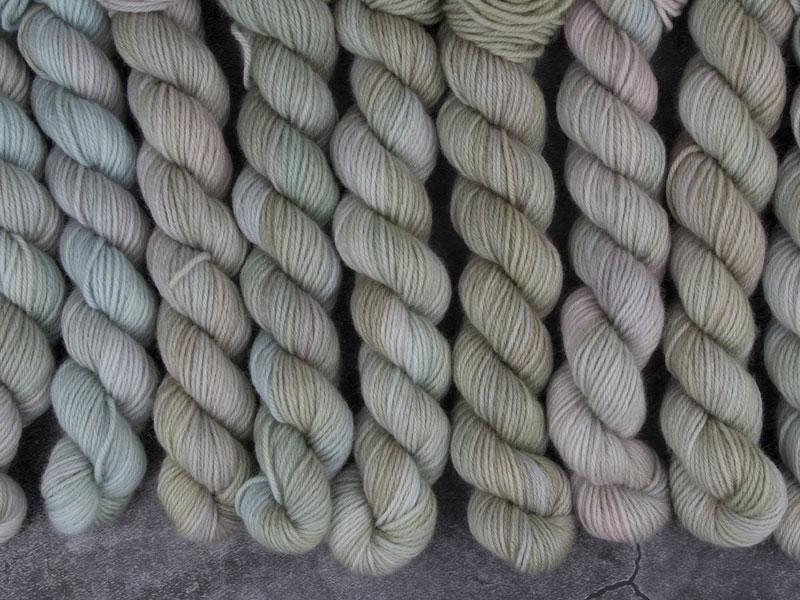 LAST OF US - 20g mini sock yarn