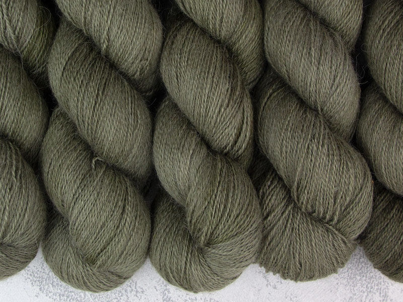 HODOR - 100g Alpaca Silk Cashmere Lace