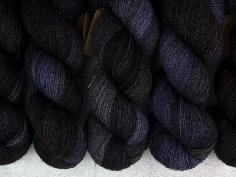 100g merino sock yarn