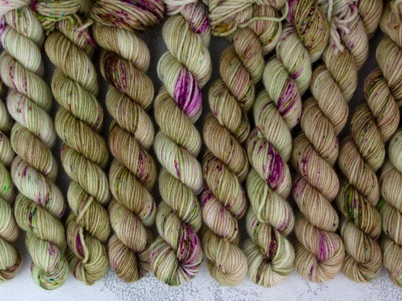 ANKH MORPORK - 20g mini sock yarn