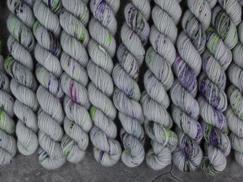 BOREALIS - 20g mini sock yarn