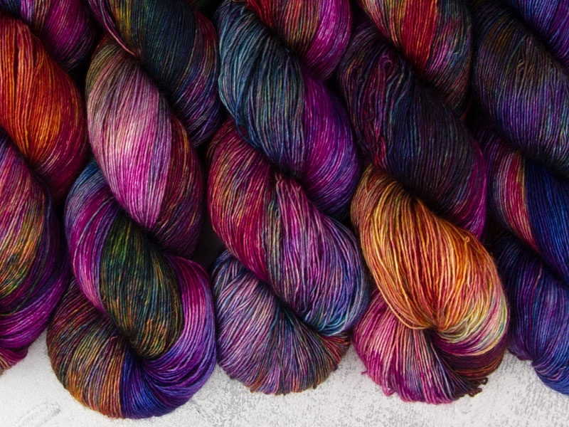 I WANT TO BELIEVE - 100g Deluxe Single Lace