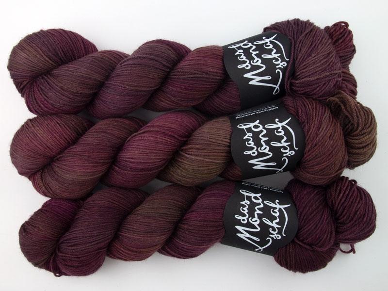 LUCILLE - 100g Sockenwolle Merino