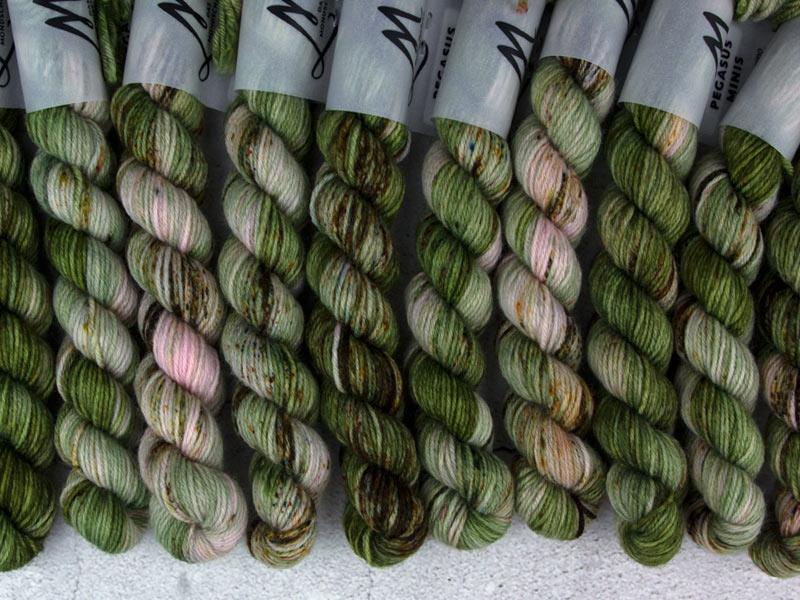 YGGDRASIL - 20g mini sock yarn