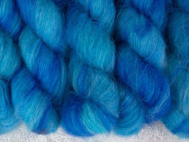 LAPISLAZULI - 50g Suri Silk Lace