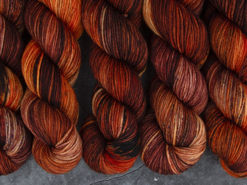 IT'S NEVER LUPUS - 115g Squishy Merino