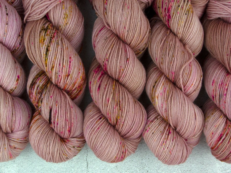 KIRBY - 100g merino sock yarn