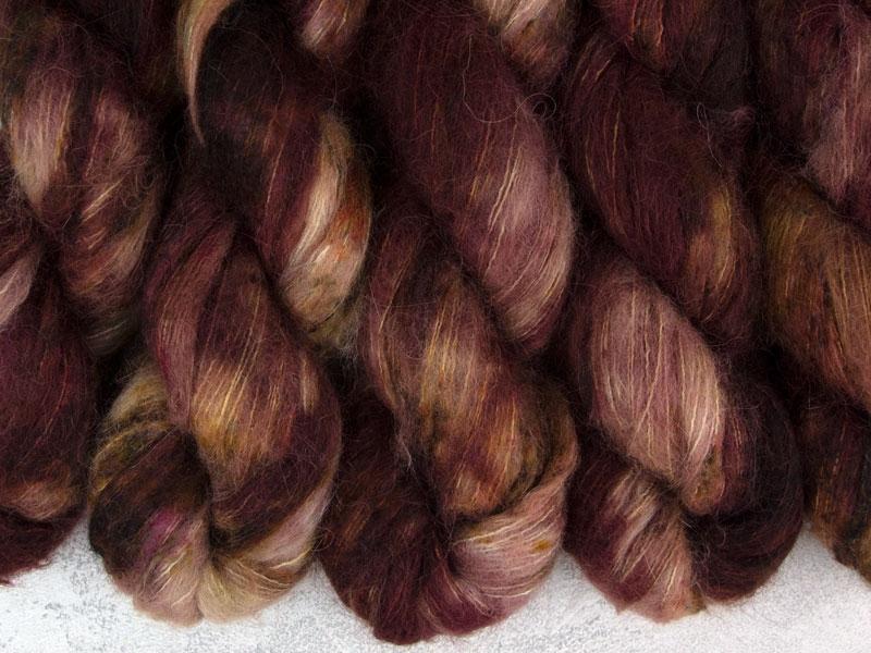 KHALEESI - 50g Suri Silk Lace
