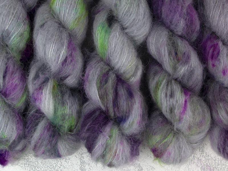 BOREALIS - 50g Suri Silk Lace
