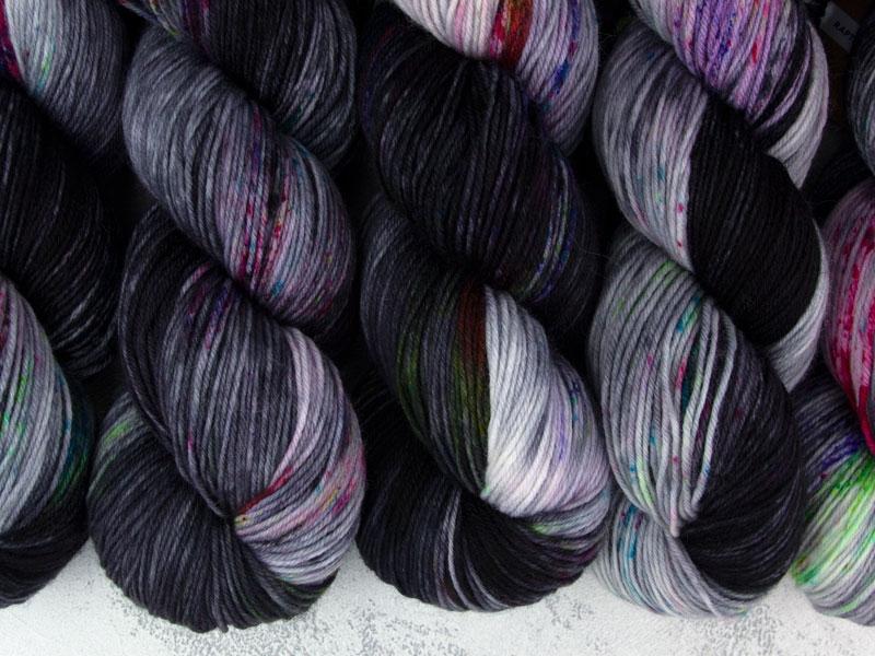 RAPTURE - 100g merino sock yarn
