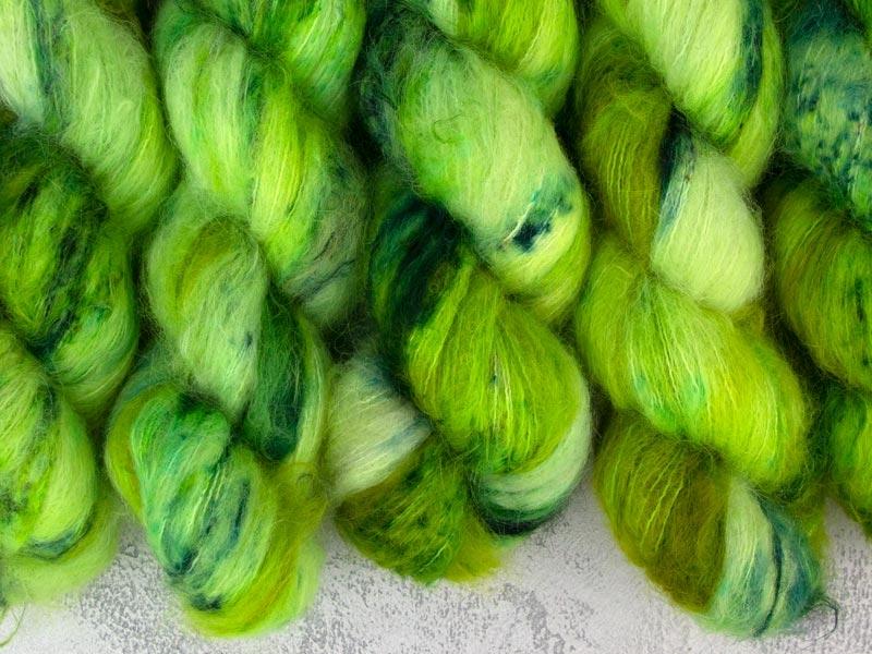 HEISENBERG - 50g Suri Silk Lace