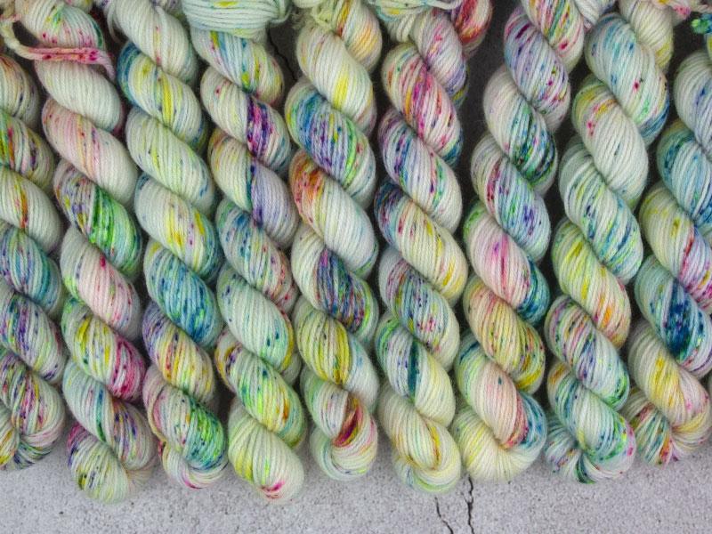 EINHORNPUPS - 20g mini sock yarn