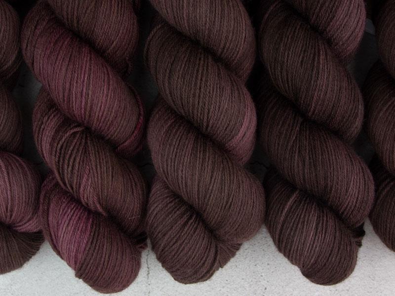 LUCILLE - 100g merino sock yarn