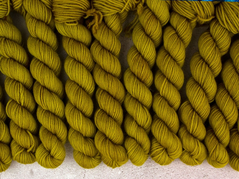 KILL BILL - 20g mini sock yarn