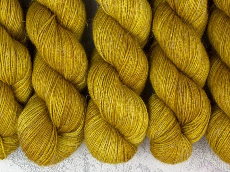 KILL BILL - 100g alpaca silk linen