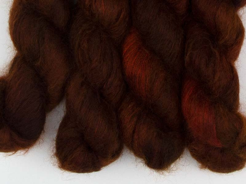 FOR THE HORDE - 50g Kidsilk Lace