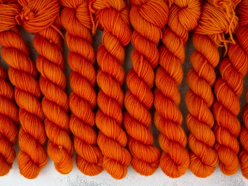 LICHFIELD - 20g mini sock yarn